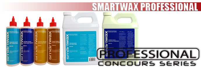 Smartwax Bodyshop Products