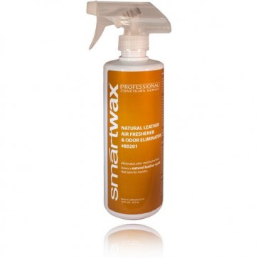 Odor Eliminator with Natural Leather Scent