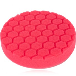 HEX LOGIC 5,5 INCH RED FINESSE FINISHING PAD