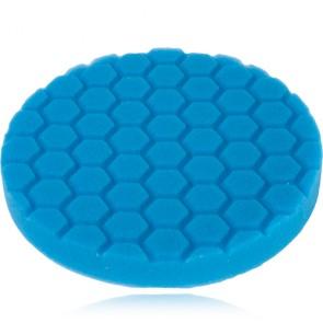 HEX LOGIC 6,5 INCH BLUE SOFT POLISHING PAD