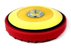 "FLEXIBLE BACKING PLATE FOR DUAL ACTION POLISHER 6"" (150MM)"