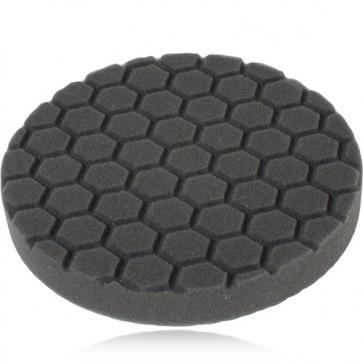 HEX LOGIC 6,5 INCH BLACK FINISHING PAD