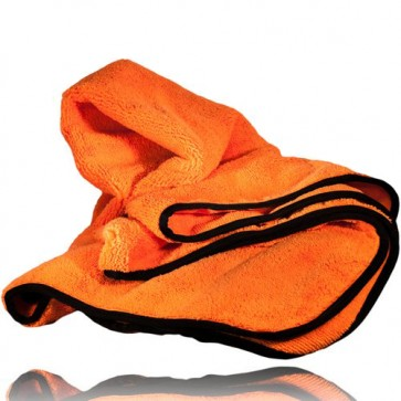 ORANGE ORANGUTAN MICROFIBER TOWEL – CAR DRYER