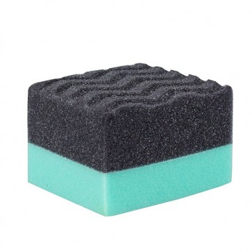 Smartwax.eu ACC_300 Tire Dressing Contour Foam Applicator Double Wide