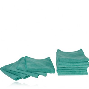 THE WORKHORSE TOWEL - GREEN FOR EXTERIORS12-PACK