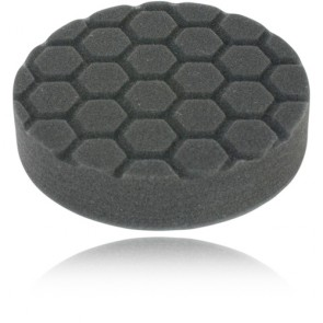 HEX LOGIC 4 INCH BLACK FINISHING PAD