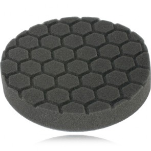 HEX LOGIC 5,5 INCH BLACK FINISHING PAD