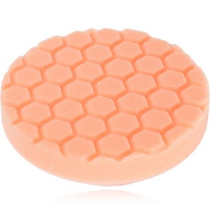 HEX LOGIC 5,5 INCH ORANGE MEDIUM CUTTING PAD