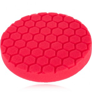 HEX LOGIC 6,5 INCH RED FINESSE FINISHING PAD