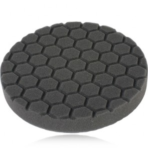 HEX LOGIC 6,5 INCH BLACK FINISHING PAD