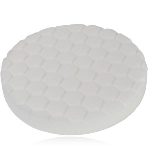 HEX LOGIC 6,5 INCH WHITE POLISHING PAD