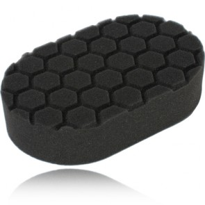 HEX LOGIC BLACK (FINISHING) HAND APPLICATOR PAD