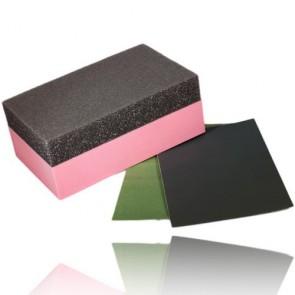 Flex Pad (Sandblock) Pink Kit